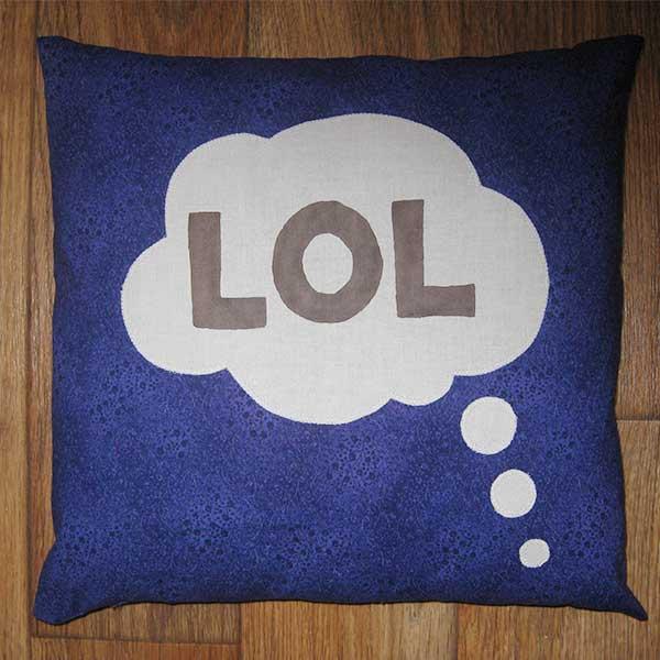 Name Cushion